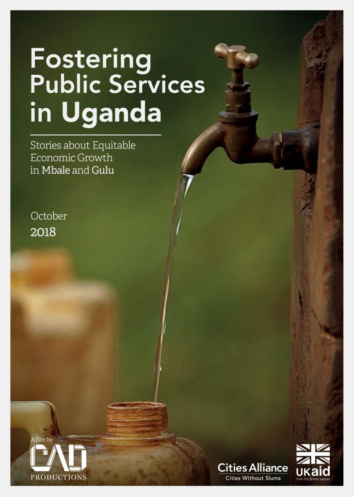 Improving Public Services for more Equitable Economic Growth in Uganda's Secondary Cities